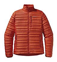 Patagonia Ultralight Daunenjacke Damen, Monarch Orange