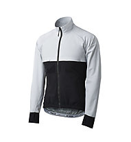 Pedal Ed Giacca bici antipioggia Kanaya Jacket, White