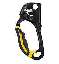 Petzl Ascension - bloccante, Black