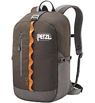 Petzl Bug - zaino arrampicata, Grey