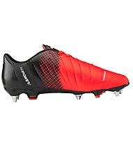 Puma Evo Power 2.3 MX SG Herren Fußballschuh für weiche Böden, Red/Black