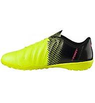 Puma EvoPower 4.3 Tricks Turf Training - Fußballschuhe, Pink/Yellow
