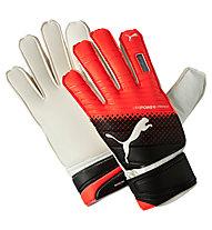 Puma EvoPower Protect 3.3 Guanti da Calcio, Red/Black