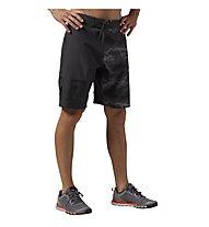 Reebok One Series Nasty Camo Boardshorts Männer, Coal Black