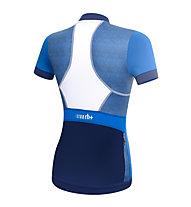 rh+ Maglia bici donna Hope W Jersey, Petrol/Blue