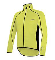 rh+ Giacca bici Prime Jacket, YellowFluo/Black