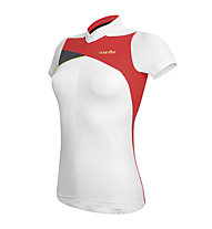 rh+ Jersey bici Trinity W, White/Red/Anthracite