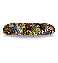 Roces Skateboard Indian, Black/Light Yellow
