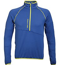 Rock Experience Lavaredo 1/2 Zip Fleece Man Herren Fleecepullover, Blue