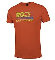 Rock Experience Prima Sportler T-Shirt arrampicata, Orange