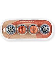 Rollerblade Rotelle Rb 72/80A+Sg5+ distanziatori alluminio