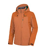 Salewa Alphubel giacca in GORE-TEX, Copper
