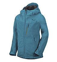 Salewa Giacca sportiva Antelao PTX/PF K Jacket, Caneel Bay