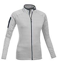 Salewa Bow Fleecejacke Damen, White