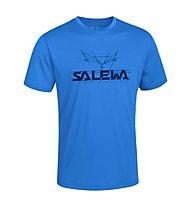 Salewa Puez (Dreizin) Dry'ton T-Shirt, Royal Blue