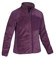 Salewa Flocke Lo. W Jacket Giacca in pile Donna, Margaux