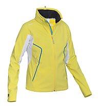 Salewa Iron 2.0 SW W Jacket, Acid Lemon