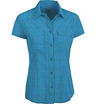 Salewa Kitaa 2.0 Dry'ton camicia a manica corta trekking donna, M Talut Opale