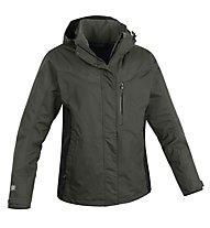 Salewa Lys PTX/PRL W 2x Jacket, Ebano