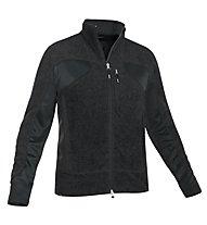 Salewa Maya PL M Jacket Giacca in pile, Black