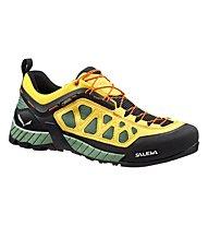 Salewa MS Firetail 3 GORE-TEX - scarpa da avvicinamento, Highland Green/Dirt