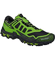 Salewa Ms Ultra Train GTX Scarpe trail running, Black/Green