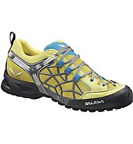 Salewa MS Wildfire Pro Scarpe da avvicinamento, Yellow/Smoke