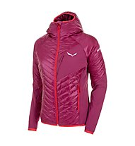 Salewa Ortles Hybrid 2 PrimaLoftjacke Damen, Red Onion