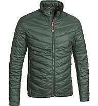 Salewa Pordoi giacca PrimaLoft, Deep Forest