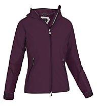 Salewa Rama SW W Jacket Giacca Softshell Donna, Margaux