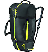 Salewa RopeBag XL, Black/Citro