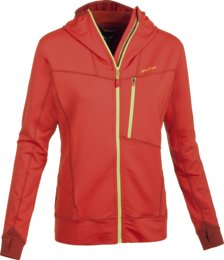 Salewa Sassongher giacca pile donna