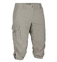 Salewa Sciliar DRY pantaloni corti 3/4 trekking donna, Juta