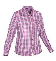 Salewa Siby CO W L/S Shirt, Lilli Azalea