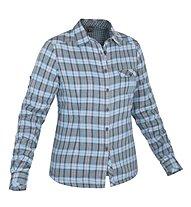 Salewa Siby CO W L/S Shirt, Lilli Walnut