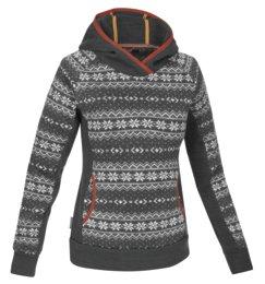 Salewa Tabaretta maglione con cappuccio donna