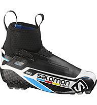 Salomon S-Lab Classic - Langlaufschuhe, Black/Blue/White