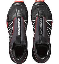 Salomon Snowcross CS Winter Traillaufschuh, Black
