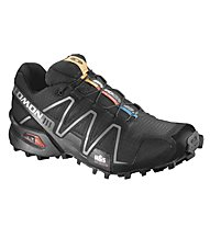 Salomon Speedcross 3 W, Black/Silver