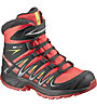 Salomon XAPro 3D Winter scarpa invernale bambino, Red/Black