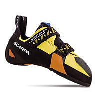 Scarpa Booster S - Kletterschuhe, Yellow