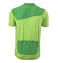 Scott AMT B S/SL Shirt, Green/Lime Green