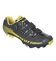 Scott MTB RC Shoe, Black/Yellow