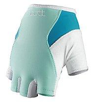 Scott W's Essential SF Glove, Ocean Blue/Aqua Blue