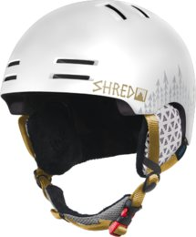 Shred Slam Cap White Out