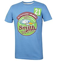 Smith & Miller Member T-Shirt, Blue