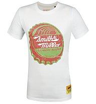 Smith & Miller Soda T-Shirt Kurzarm, White
