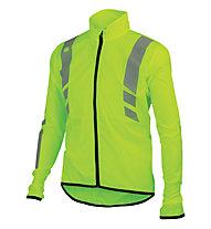 Sportful Kid Reflex Jacket, Yellow
