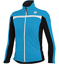Sportful Kid´s Softshell Jacket, Blue/Black