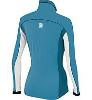 Sportful Squadra W Jacket, Light Blue